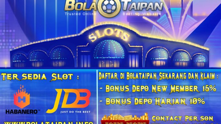 Tips Cara Menang Game Slot Online