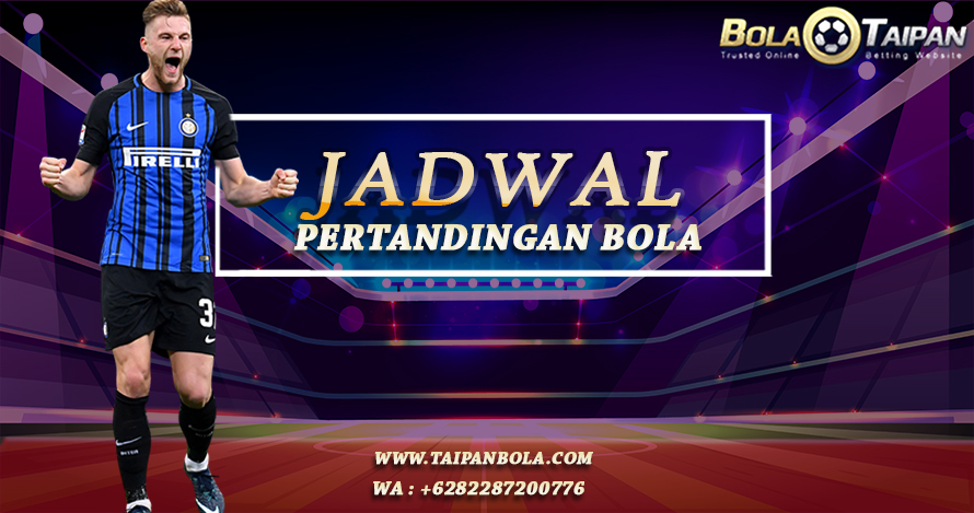 JADWAL PERTANDINGAN BOLA 15–16 SEPTEMBER 2020